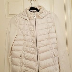Michael Kors Down Fill Quilted Jacket